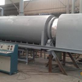 节能环保型滚筒式炭化机 三兄新创环保炭化机