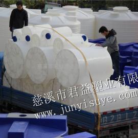 横河塑料储罐加工厂800升PE水箱