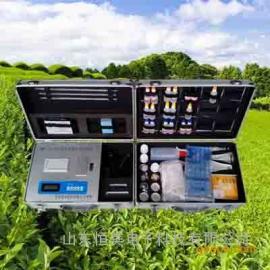 复合肥有机肥养分速测仪
