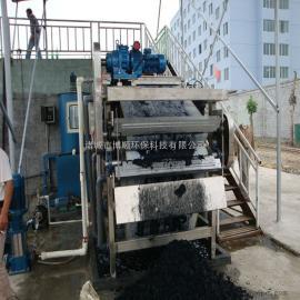 双网带式污泥压滤机 一体化污泥压滤机维修 环保设备维修厂