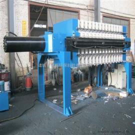 三网式压滤机  板框式污泥压滤机 污泥脱水设备