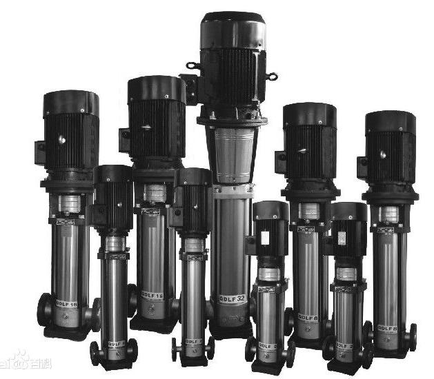 CDL_CDLF2系列、立式不锈钢离心泵