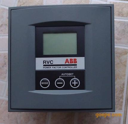 功率因数控制器_abb功率因数控制器 rvc-8 (100v-440v)