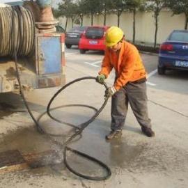 宁波疏通杭州管道高压清洗污水污泥井吸污