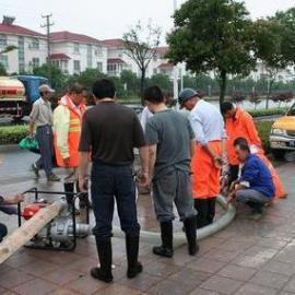 上海厂区化粪池抽粪一杭州化粪池清理一高压清洗市政管道