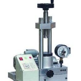 隆拓台式粉末压片机,DY-20型电动粉末压片机