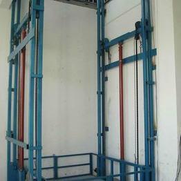 供应天津固定货梯、天津链条式升降机。