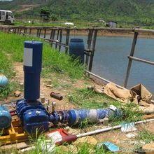 厂家直销质优价廉重庆鱼塘底部曝气增氧机