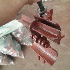 钢管建筑卡扣国标标准扣件样品供应免费