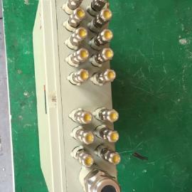 带不锈钢电缆夹蛛紧密封接头接线箱尺寸