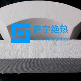 隔热用无石棉硅酸钙板、硅酸钙管壳