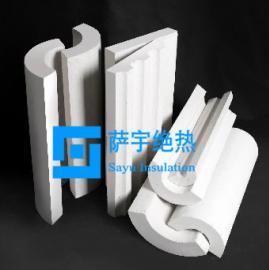 1050℃无石棉硅酸钙板、管壳