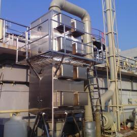 低温等离子除臭净化设备 山东废气除臭设备 有机废气处理设备