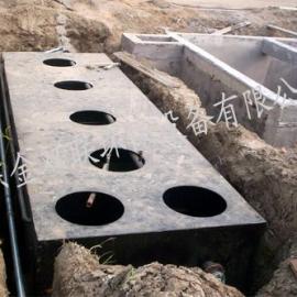 北京口腔医院一体化污水处理设备 山东金双联环保设备友情推荐