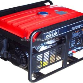 科勒汽油发电机组 3kw 单相 电启动/手启动