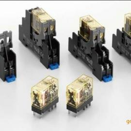 IDEC继电器RJ1S-C-A24及底座SJ1S-05B