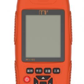 新款麦子测亩仪M1100农田面积测量仪