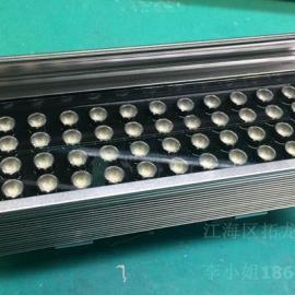 新款36W带挡光板LED投光灯(可拆)高档外墙投光灯