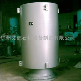 浙江碳钢材质蒸汽排气消声器生产厂家现货价格