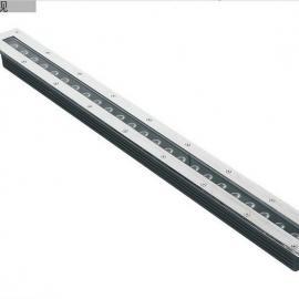 线形24W大功率LED地埋灯|墙角LED洗墙灯