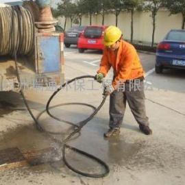 下城抽粪污水污泥池井管道疏通洒水车出租(瑞通