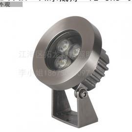 高端3*3W大功率LED水池景观灯