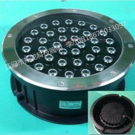 圆形36W市政亮化工程专用地埋式LED水底灯