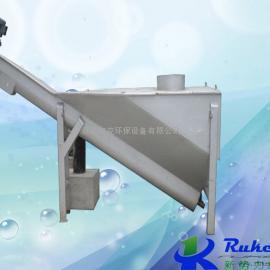 【厂价直销】优质无轴螺旋式砂水分离器理专属设备