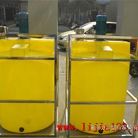 涪陵环保塑料加药箱设备