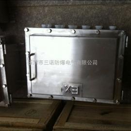 (厂家直销)600*400*200白口铁防爆接线箱
