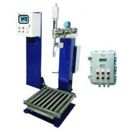液体定量灌装秤/全自动50kg灌装系统