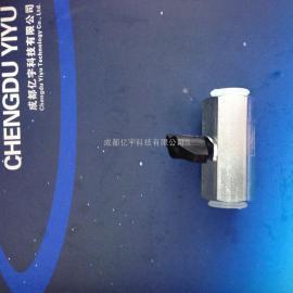二通限速阀CSJ01-0,35-1/4德国HAWECSJ01-0,35-1/4流量控制阀
