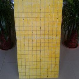 防火保温顶棚70kg/70mm 增强玻璃纤维板