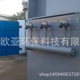高压高温脉冲除尘器 工业脉冲式滤筒除尘器