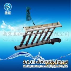 XB型旋转式滗水器功能构造