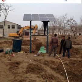 淮北太阳能微动力一体化生活污水处理系统