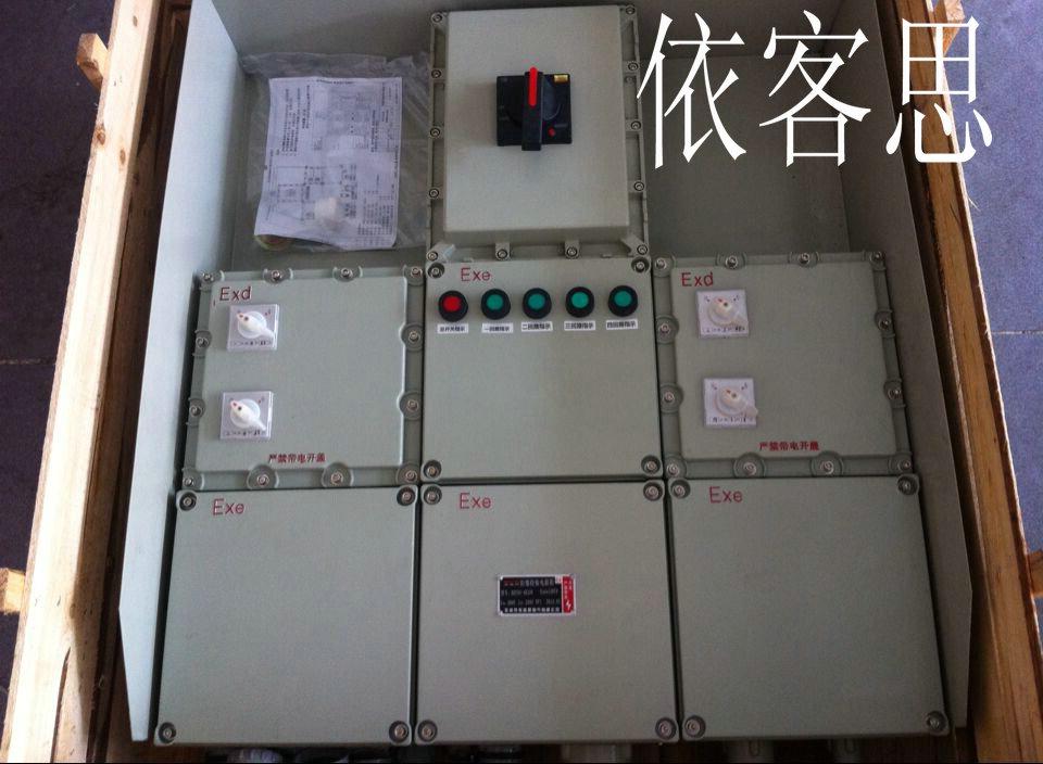 防爆配电箱-bxj51防爆接线箱-bzc51防爆操作柱-bxd51