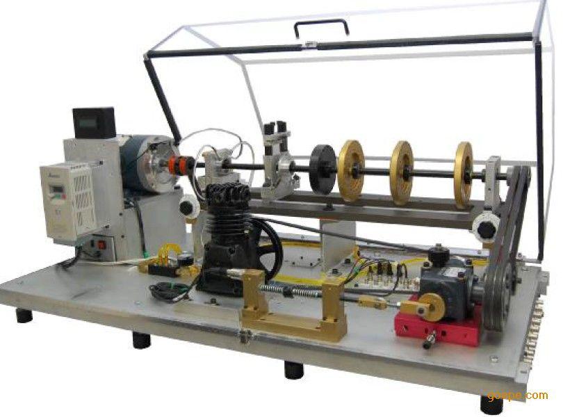 机械故障综合模拟实验台-完整版