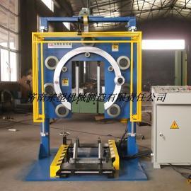 钢丝专用缠绕包装机