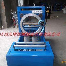 铝塑型材水平包装机