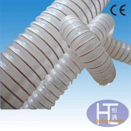 PU管质优价廉 钢丝吸尘管 钢丝螺旋管
