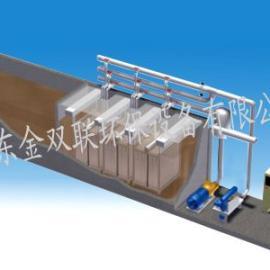 SBR法废水处理设备,活性污泥处理工艺
