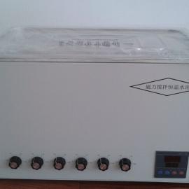 磁力搅拌恒温水浴锅EMS-30