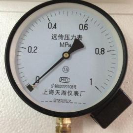 上海天湖YTZ-150电阻远传压力表