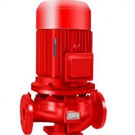 济南XBD室外立式消防栓泵带3CF