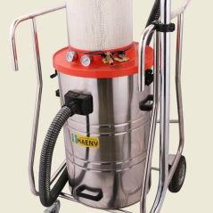 吹气防爆工业吸尘器 工业厂房用防爆吸尘器AIR-800EX