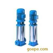 济南GDL不锈钢立式多级管道泵
