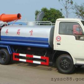 5吨8吨病虫害防治专用车