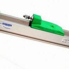 杰弗仑滑块式PK-M-300-L机械电子尺 / 注塑机电子尺 / 电阻尺