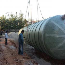 地埋式玻璃钢化粪池